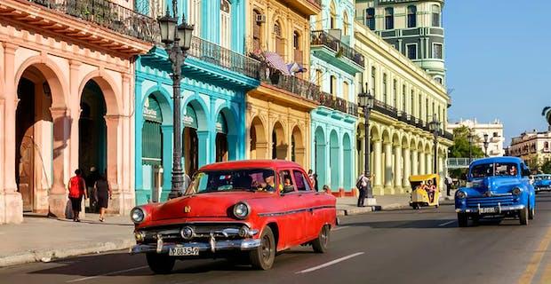 Legacy Team: Cuba