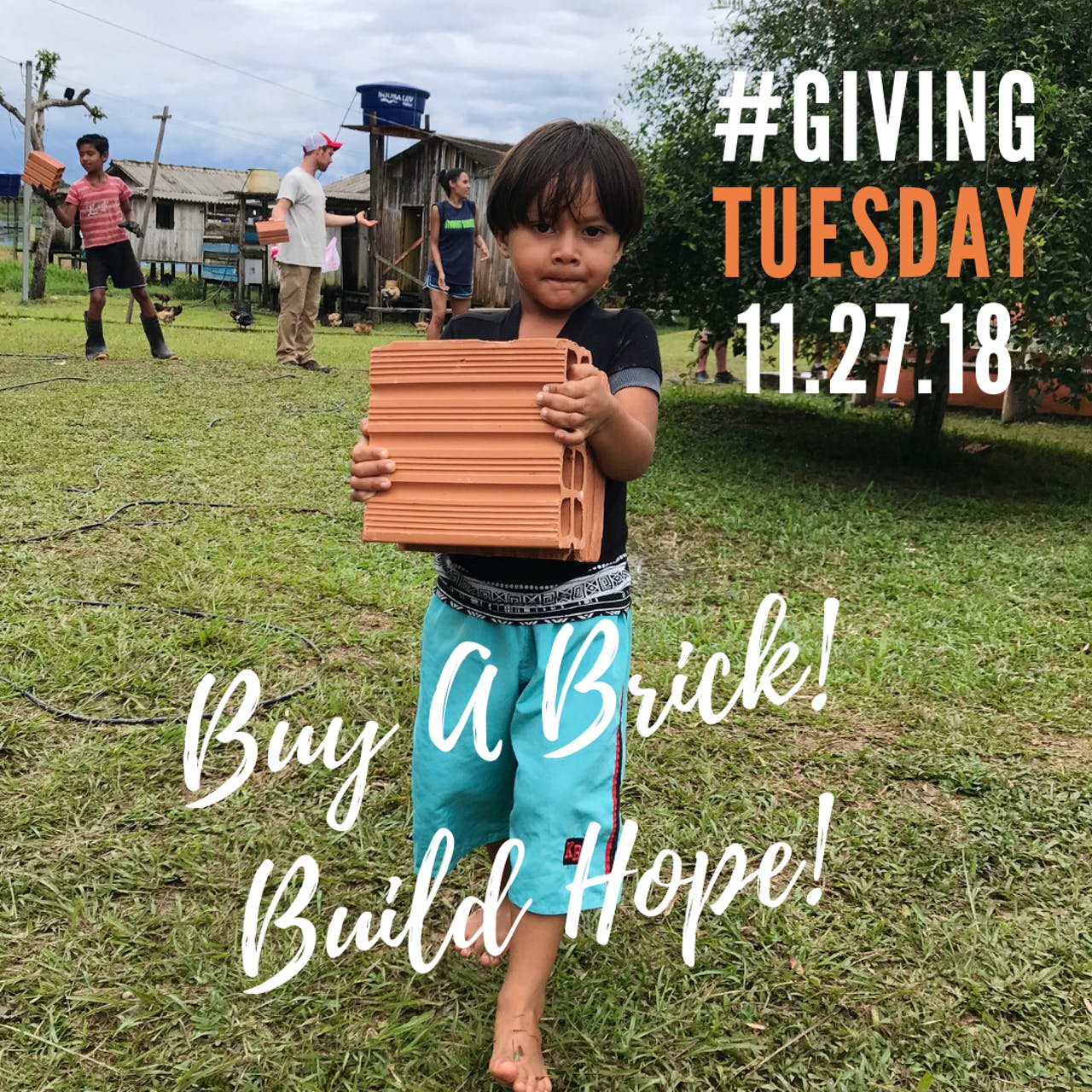 Giving Tuesday is Coming!!!