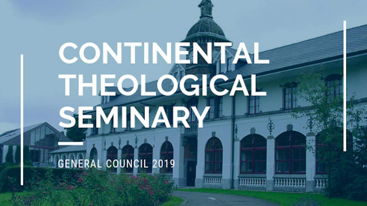 Going to General Council?