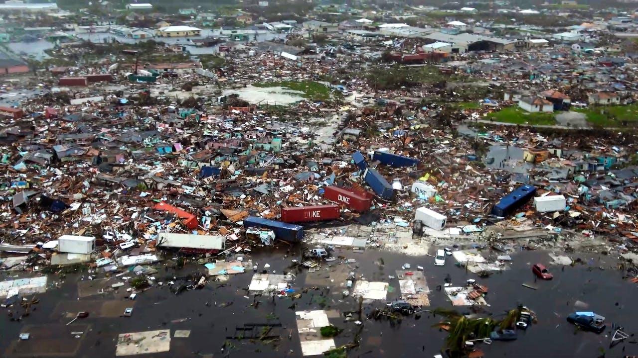 Widespread Devastation